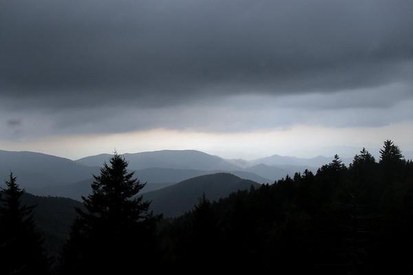 Mt Mitchell 09/10